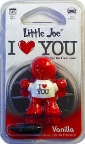 I LOVE YOU JOE